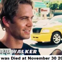 ~[Misteri Ilahi] Kecelakaan Paul Walker Aktor Pemeran Fast & Furious 7 Telah Tercatat Dalam Al-quran~