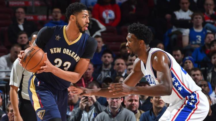 Game 20 Sixers vs Pelicans The Battle of MVP Candidates
