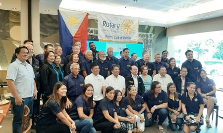Philippines Magazine-Rotary Club Malolos Welcomes First Black American Member Kareem Jackson Press Pic 6