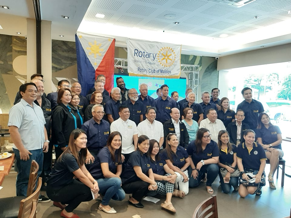 Philippines Magazine-Rotary Club Malolos