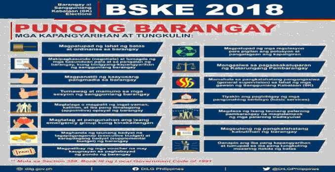 punong barangay