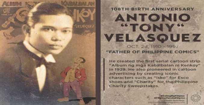 father of philippine comics