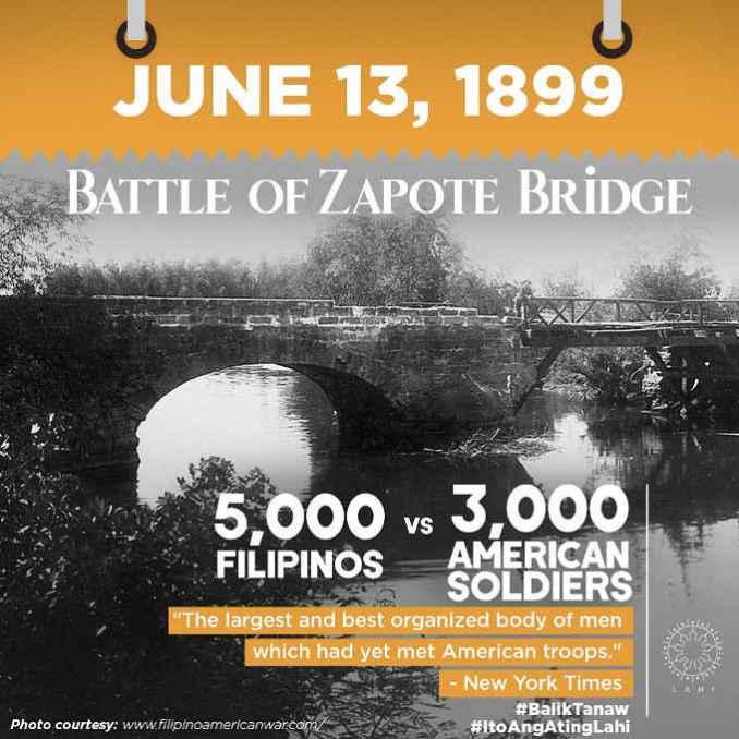battle of zapote bridge