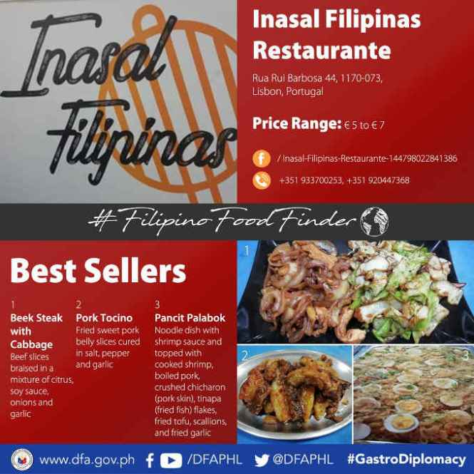 inasal filipinas restaurante