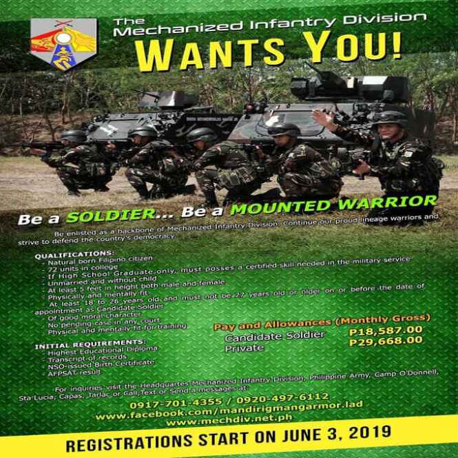 mechanized infantry division of the philippine army