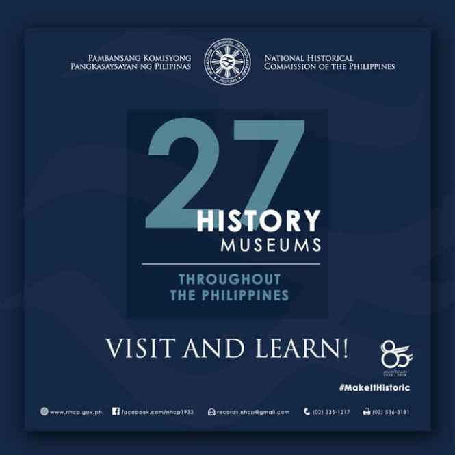 history museums of the philippines