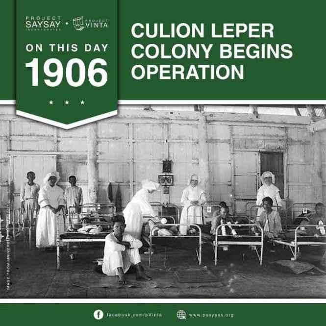 may 27, 1906 culion leper colony