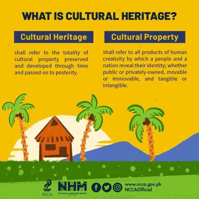 what is cultural heritage