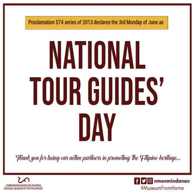 national tour guides day