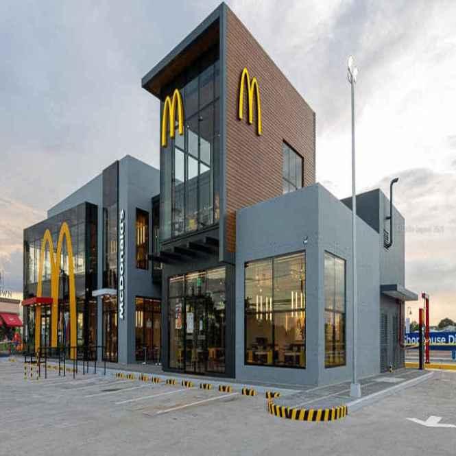 biggest mcdonalds in the philippines