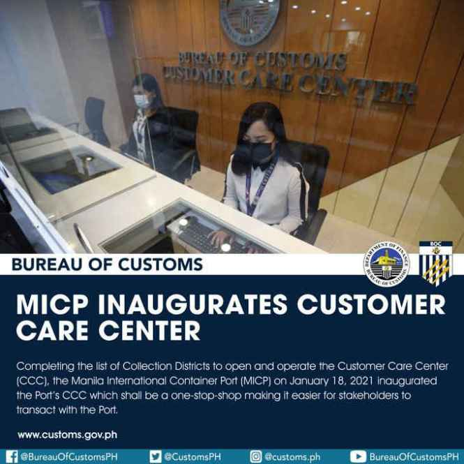 micp customer care center