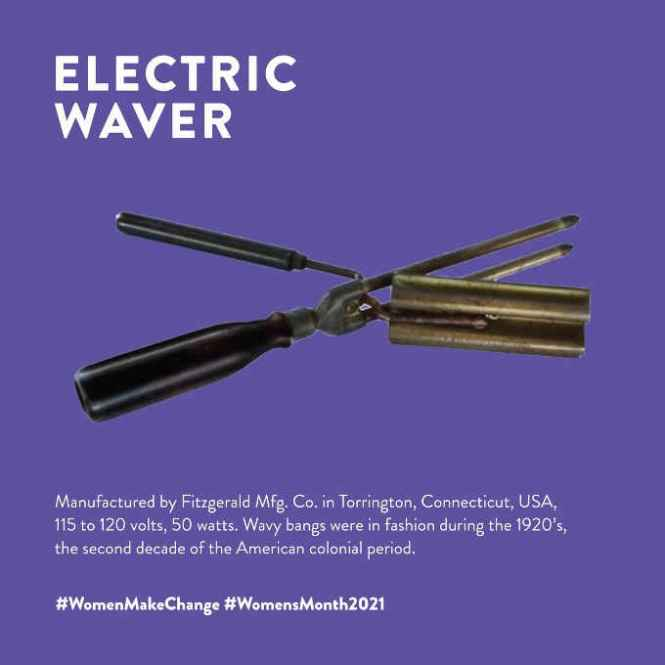 electric waver
