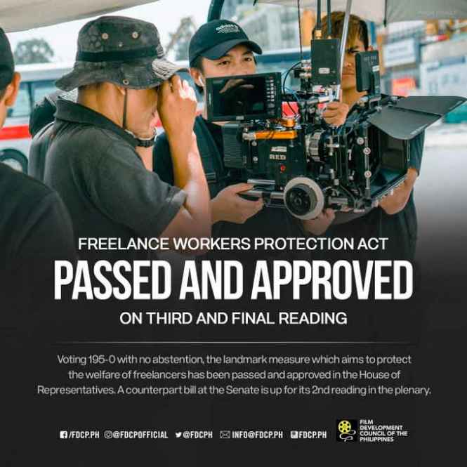freelance workers protection act