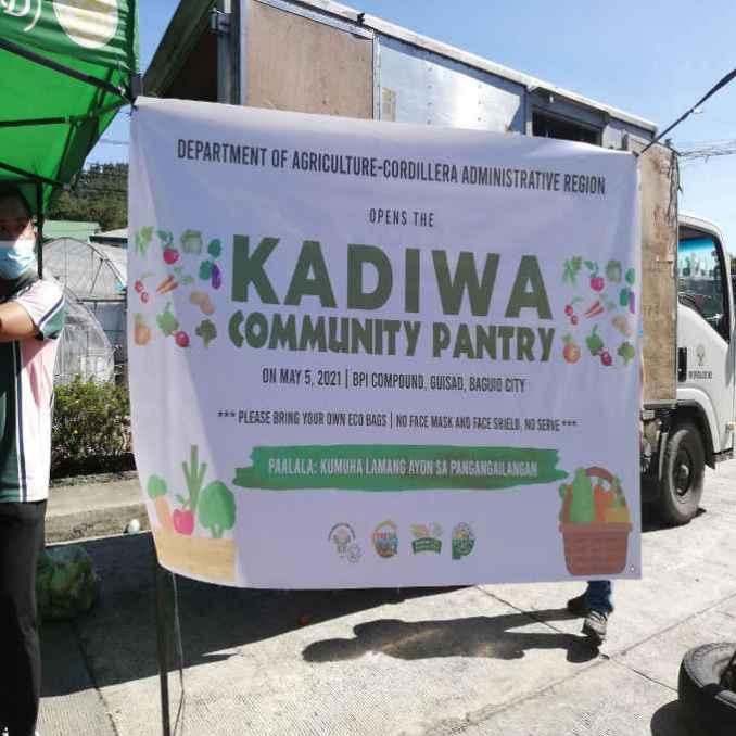 kadiwa community pantry