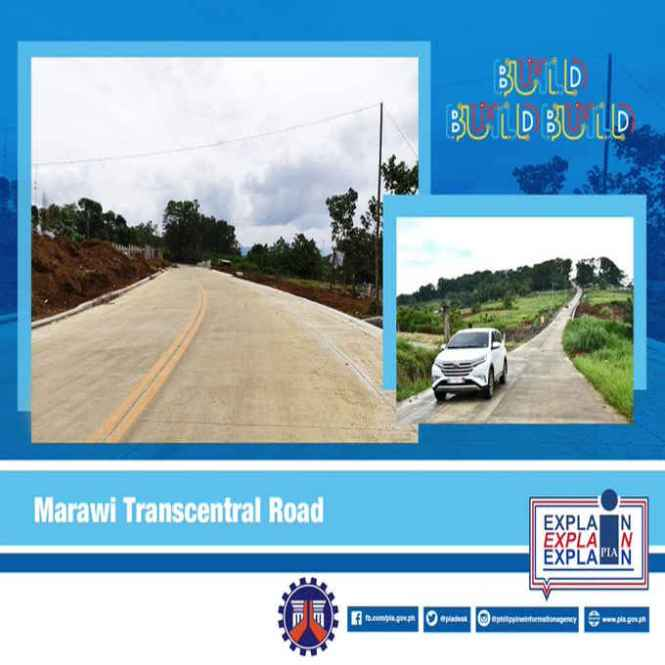 Marawi Transcentral Road to be completed by July 2021 1