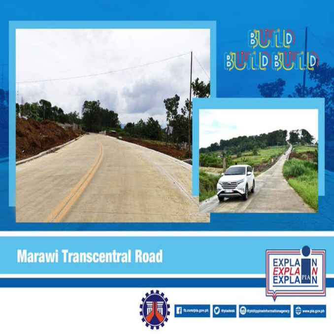 marawi transcentral road