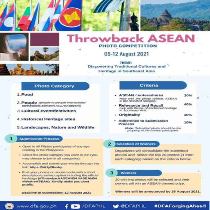 throwback asean photo competition brochure