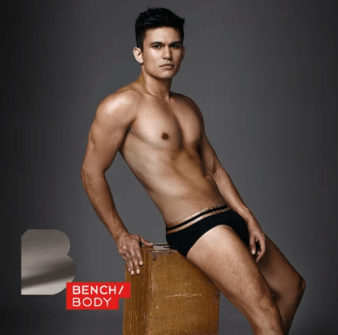 Top 10 Philippine Hot Men
