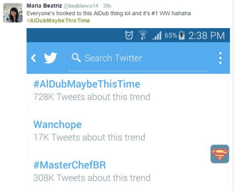 The #AlDubMaybeThisTime Episode
