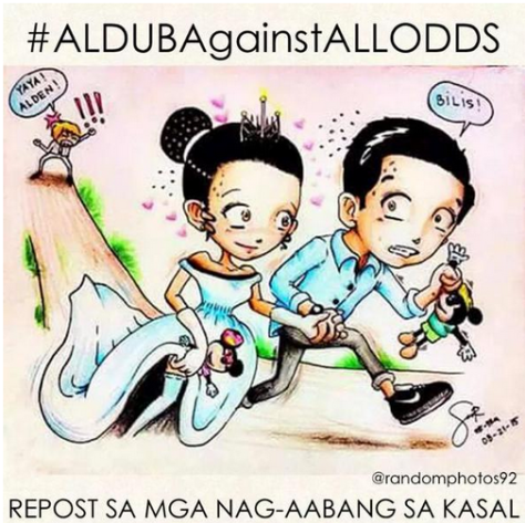 ALDUB Against All Odds