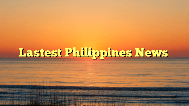 Lastest Philippines News