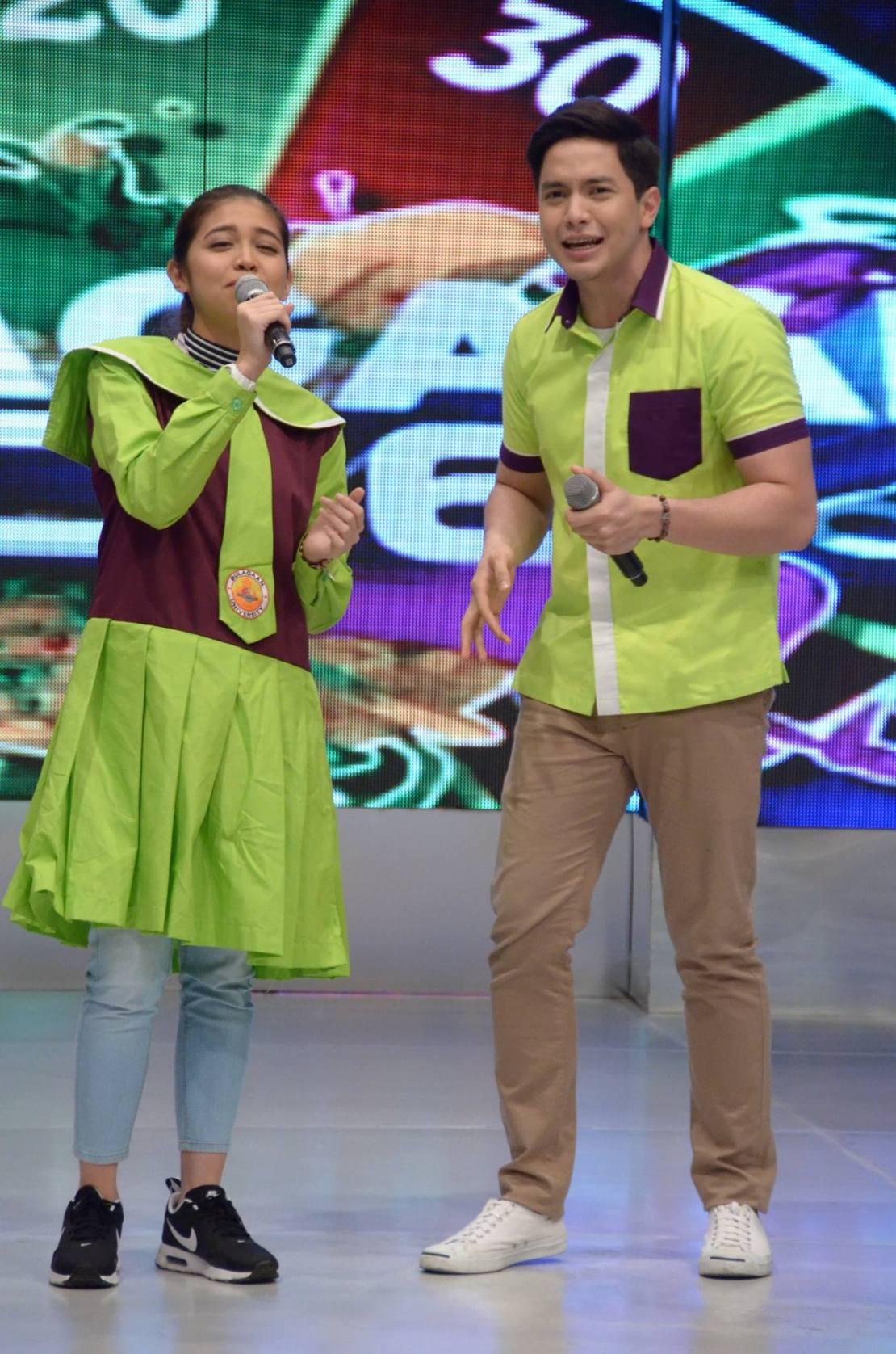 ALDUB Welcomes 2016