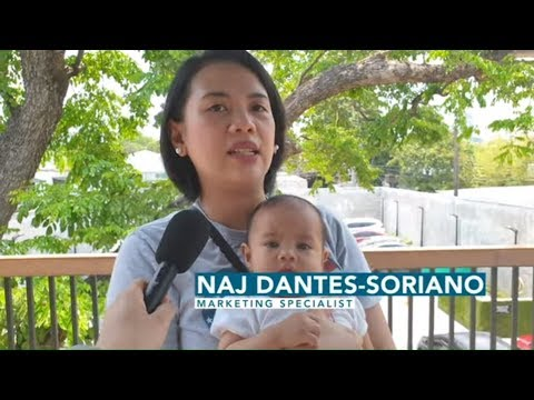 Stand For Truth: Expanded Maternity Leave, pirmado na!