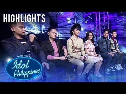 Idol Hopefuls, ikinuwento ang kanilang paghahanda sa Live Round   Live Round   Idol Philippines 2019