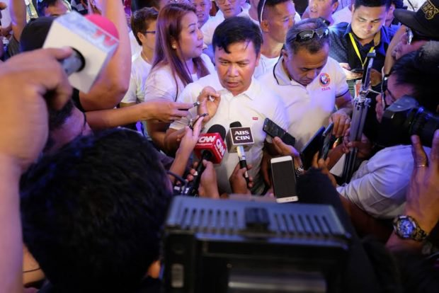 Citing security threat, Kapa execs skip DOJ preliminary probe