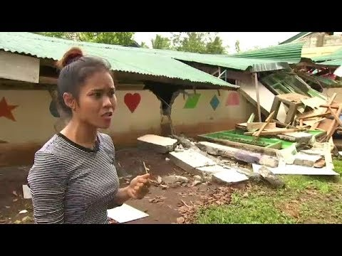 Cotabato teacher shares experience during M6.6 earthquake