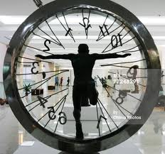 A ticking clock with broken pointers...