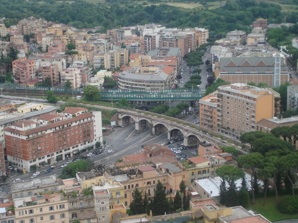 By the Pontes of Italy.. She Sat Down and Wept! (2) (1/6)