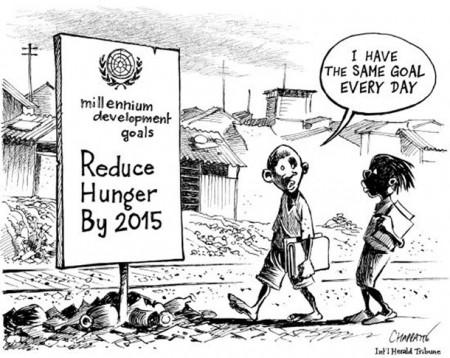JANUARY THEME 2015 EDITORIAL: Millennium Development Goals