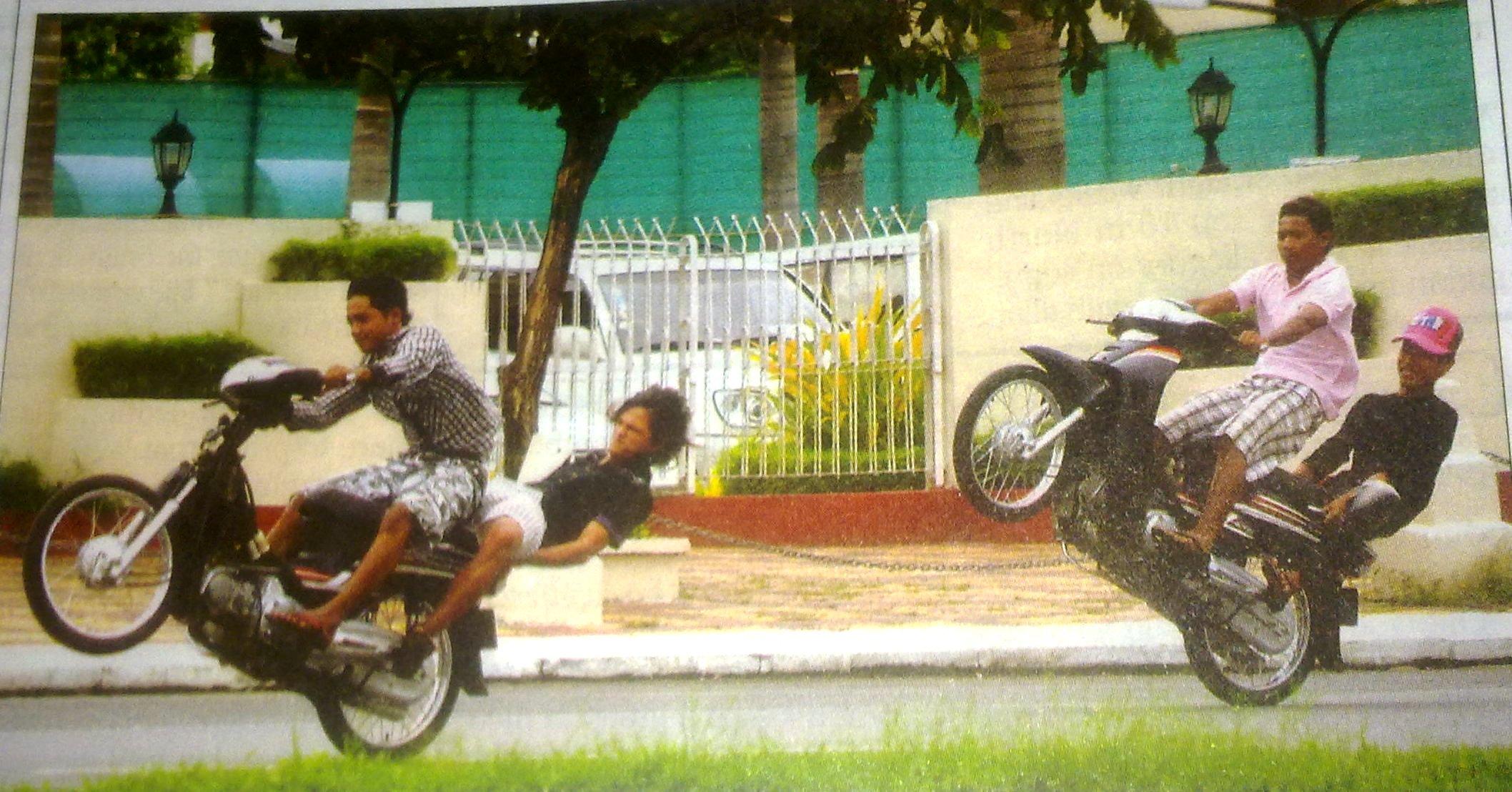 Balancing act........