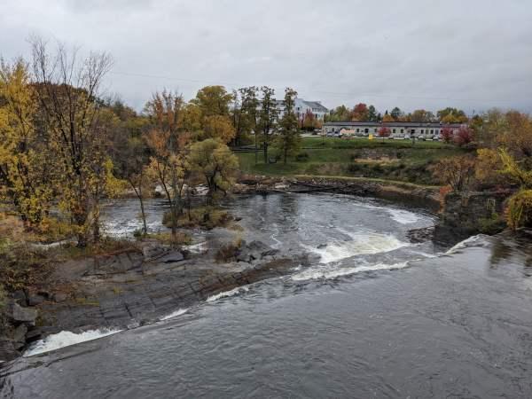 Otter Creek, Middlebury, Vermont (Photo)