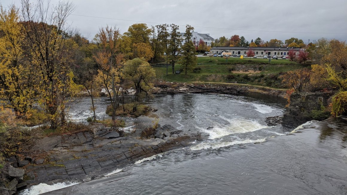 Otter Creek, Middlebury, Vermont