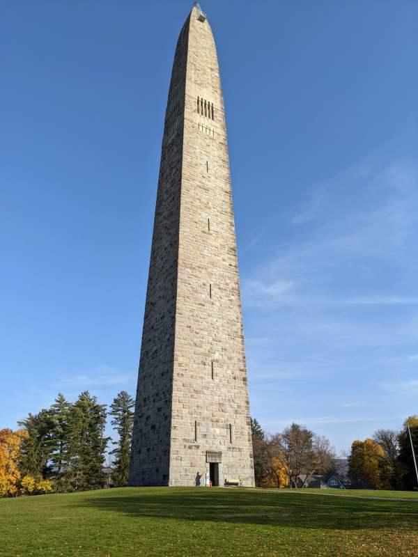 Bennington Battle Monument, Bennington, Vermont (Photo)