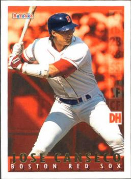 Jose Canseco: The Red Sox Years