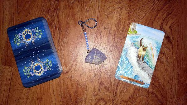 Grace (Temperance) – Mystical Cats Tarot Readings