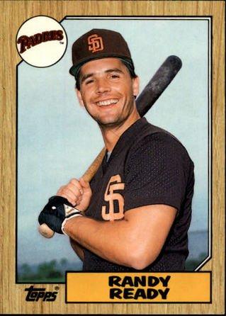 Junk Wax Baseball Dynasty – Randy Ready and His Magical 1987 Season