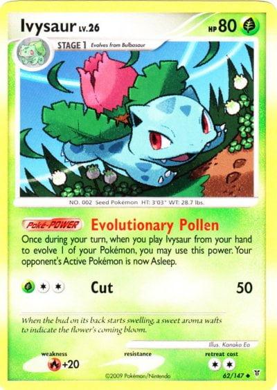 Is Ivysaur a Good Pokemon?