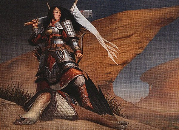 War-Name Aspirant – A Magic the Gathering Card Review