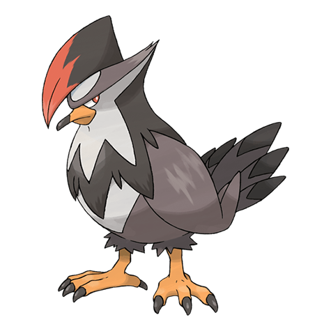 Will Staraptor Be Competitive in Pokemon Brilliant Diamond and Shining Pearl?
