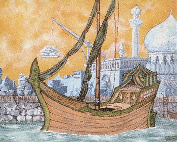 Merchant Ship – A Magic the Gathering Card Review