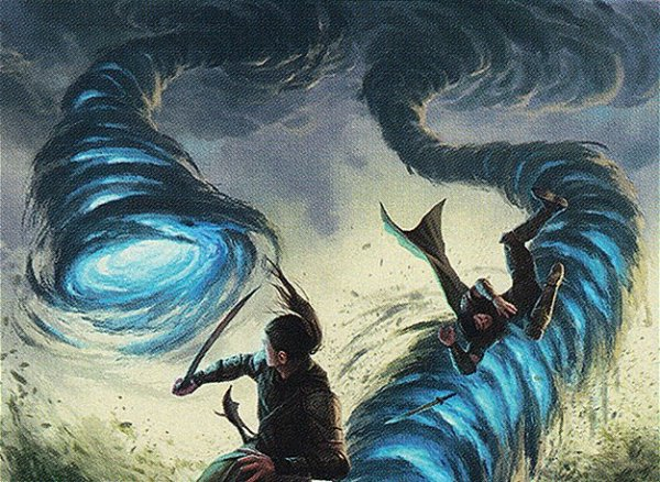 Aetherspouts – A Magic the Gathering Card Review