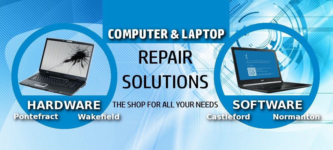 Computer and laptop repairs