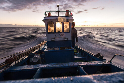 Marine Photography: 30 Beautiful Pictures Of Fishing Boats