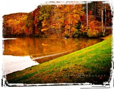 Camp Caraway pond_14