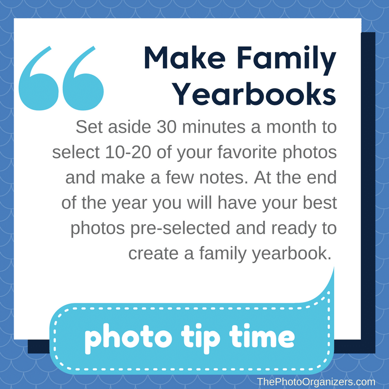 how to make a yearbook