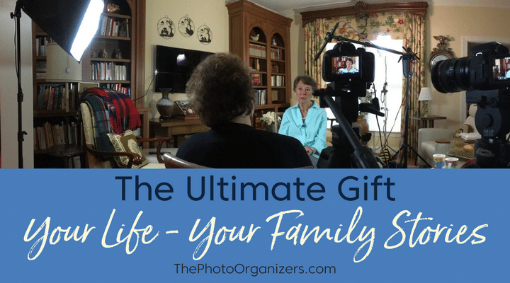The Ultimate Gift: Your Life - Your Family Stories | The Photo